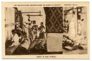atelier du tapis berberes
